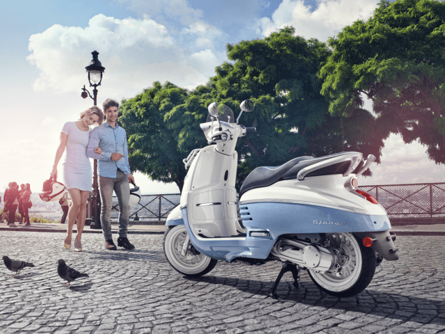 Peugeot Scooters - Django 1