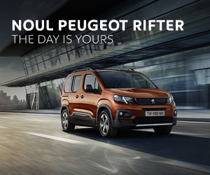 Noul Peugeot RIFTER - display HP