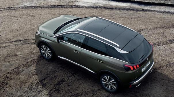 SUV Peugeot 3008 (04)
